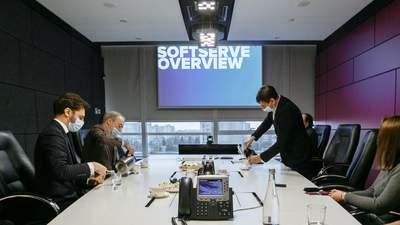 IT-компанія зі Львова SoftServe відкрила офіс у Дубаї