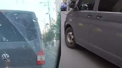 Влаштували гонитву з рупором: НАБУ спробувало перехопити авто СБУ з Чаусом – відео