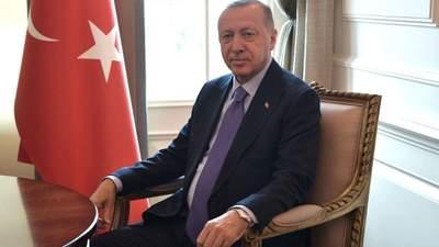 "Эрдоган объявил турецкое побережье ""зоной бедствия"""