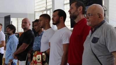 Зірки українського спорту привітали учасників турніру з єдиноборств ADCC KYIV OPEN 2021