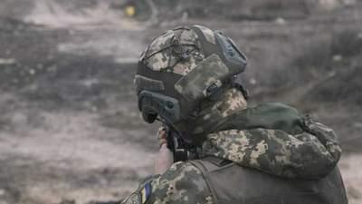 Обстріляли позиції ЗСУ: окупанти поранили українського військового