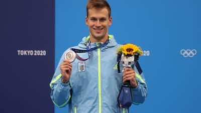 Зеленский поздравил Михаила Романчука с серебряной медалью на Олимпиаде