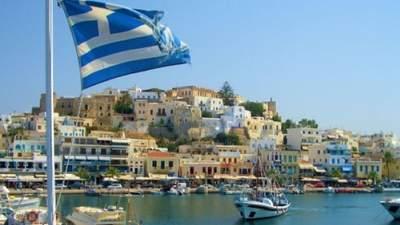 После пожаров в Греции произошло сильное землетрясение
