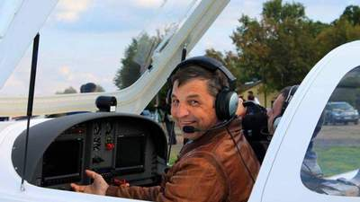 Родственники погибшего Игоря Табанюка считают крушение на Ивано-Франковщине заказным убийством