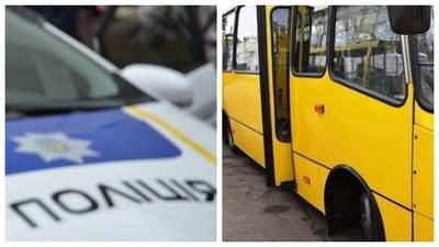 В 6 раз больше нормы: в Днепре пьяный водитель ехал с полной маршруткой пассажиров – видео