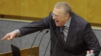 Добалакався: слова Жиріновського спровокували скандал між Азербайджаном та Росією