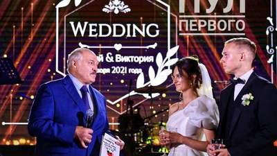 Лукашенко видав заміж найстаршу онуку: що відомо про наречену
