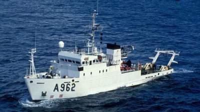 Украина получит от Бельгии в подарок исследовательское судно Belgica