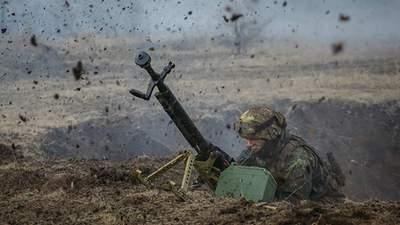 Боевики обстреляли Авдеевку: потерь среди украинских военных нет