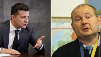 Рябошапка говорит, что Зеленский встречался с Чаусом: Никифоров отрицает