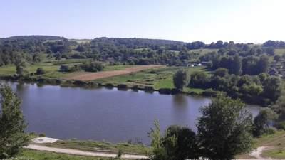 На Черкащині втонуло подружжя, яке хотіло на спір переплисти річку