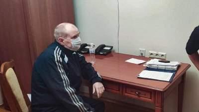 "НАБУ затримало Чауса у ""Феофанії"""