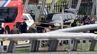 Полицейский погиб во время стрельбы у здания Пентагона, – СМИ