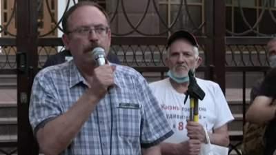 Активісти анонсували нові акції у Києві через смерть Шишова і ситуацію в Білорусі
