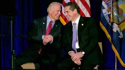 Байден закликає до відставки губернатора Нью-Йорка через сексуальний скандал