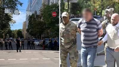 Захват здания правительства и спецоперация полиции: подробно обо всем, что произошло