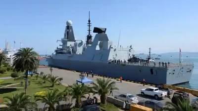Секретні файли про есмінець Defender загубив британський кандидат у посли при НАТО