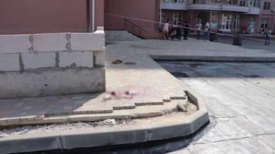 В Борисполе задержали сообщника киллера, который убил азербайджанца в Одессе