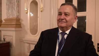 Ушла целая эпоха украинской политики: реакция соцсетей на смерть Евгения Марчука