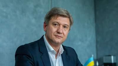 """Данилюк будет судиться с комиссией, """"завернувшей"""" его из конкурса в Бюро экономбезопасности"""