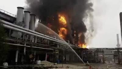 """Взрыв на заводе """"Газпрома"""": добыча газа в Западной Сибири под угрозой остановки"""