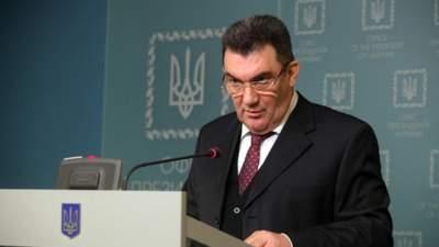 Следите за сайтом президента, – Данилов о возможных санкциях против Коломойского