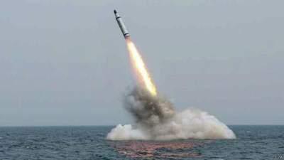 Ймовірно балістичні: КНДР могла випустити ракети в бік Японського моря
