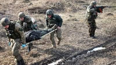За пів місяця на Донбасі загинули 4 наших воїнів, а ще 36 – зазнали поранень