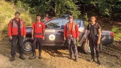 Пошел по грибы и не вернулся: на Закарпатье нашли пенсионера, который неделю бродил по лесу