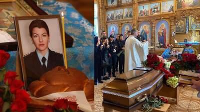 Вибух авто в Дніпрі: попрощалися із загиблою Дар'єю Гречищевою