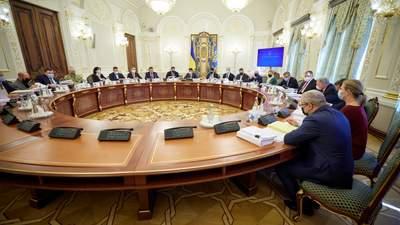 Санкции против россиян и мониторинг олигархов: результаты заседания СНБО