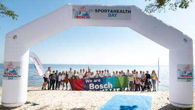 Bosch – це ще й про триатлон: як спорт об'єднує та розвиває компанію