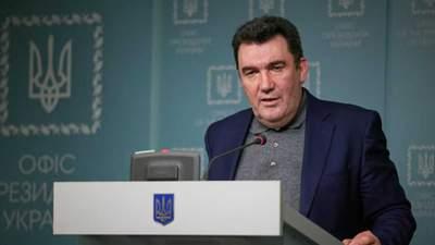 Придумали нісенітницю, – Данілов не зрозумів, чому він, луганчанин, повинен говорити російською