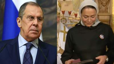 Приватні екскурсії від Лаврова: як глава російського МЗС катає коханку світом