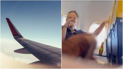Мужчина улыбался на камеру: пассажиры самолета занялись сексом прямо на борту