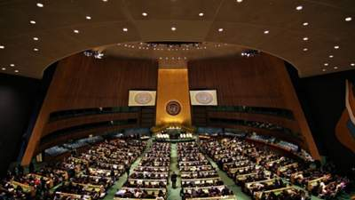 Сессия Генассамблеи ООН включила в повестку дня вопрос оккупации Украины