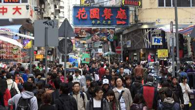 Китай всеми силами пытается изобразить картину процветания