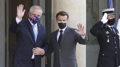 """""""Розуміє глибоке розчарування"""": Австралія відреагувала на рішення Франції відкликати посла"""