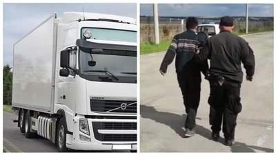 Три доби під причепом: на Буковині під вантажівкою виявили 16-річного афганця