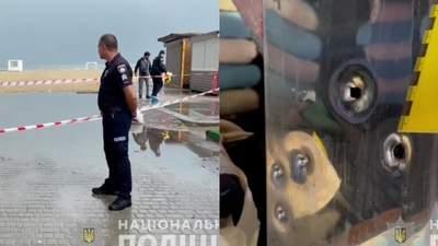 Смертельну стрілянину у Затоці міг спричинити ексдепутат і власник пансіонату – ЗМІ