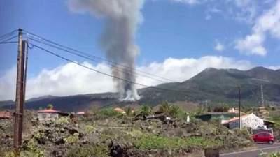 Потужний вулкан прокинувся на Канарах, оголосили евакуацію: вражаюче відео
