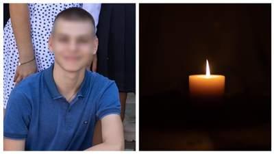 Умер юноша, у которого остановилось сердце посреди урока в школе Запорожья