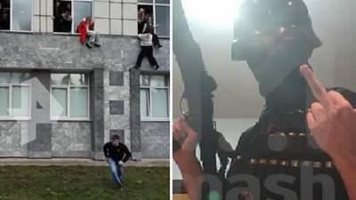Стрілянина у Пермському університеті та важке поранення нападника: все, що відомо