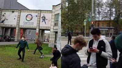Стрельба в Перми: студенты-очевидцы рассказали, что происходило внутри университета
