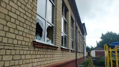 Масштабна пожежа в чугуївській школі: коли учні повернуться за парти