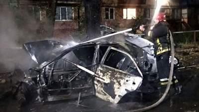Врезалась и сгорела: трагически погибла молодая водительница из Кривого Рога