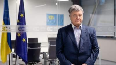 """Лікарка Голубовська розповіла про """"порятунок від смерті"""" Петра Порошенка"""