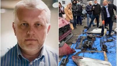 Дело Шеремета: прокурор обнародовал выводы взрывотехнической экспертизы, защита сомневается