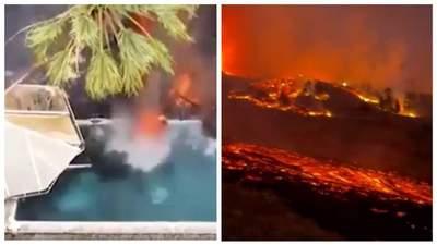 Убытки от извержения вулкана на Канарах превысят 400 миллионов евро