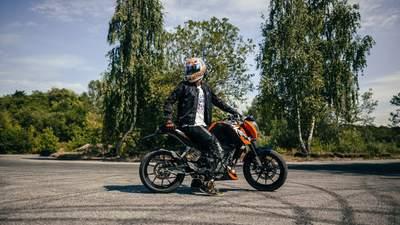 Лікарі були безсилі: трагічно загинув мотоцикліст із Одещини